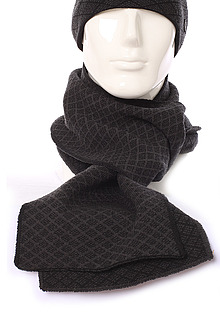Купить SCARF-R-BLACK-DENIM Шарф Magneet недорого на Ottys.ru